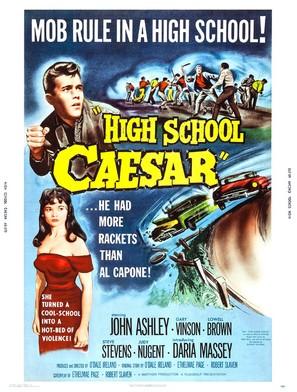 High School Caesar - Movie Poster (thumbnail)