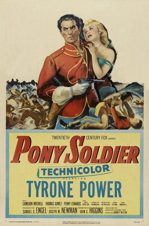 Pony Soldier - Movie Poster (thumbnail)