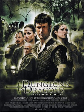 Dungeons And Dragons 2 - Movie Poster (thumbnail)