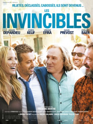 Les invincibles - French Movie Poster (thumbnail)