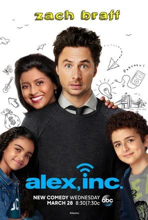 """Alex, Inc."" - Movie Poster (thumbnail)"