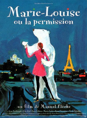 Marie-Louise ou la permission - French Movie Poster (thumbnail)