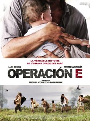 Operación E - French Movie Poster (thumbnail)