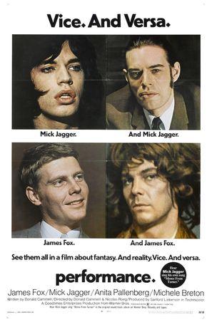 Performance - Movie Poster (thumbnail)