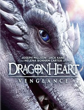 Dragonheart Vengeance - Blu-Ray movie cover (thumbnail)