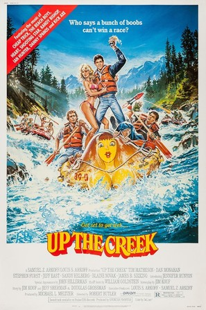 Up the Creek - Movie Poster (thumbnail)