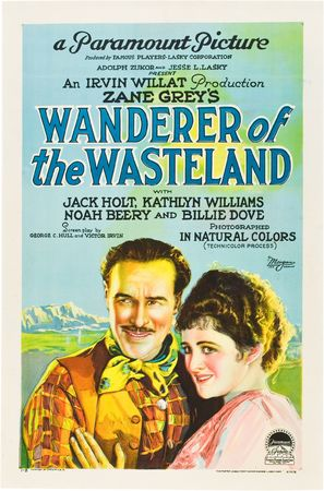 Wanderer of the Wasteland - Movie Poster (thumbnail)