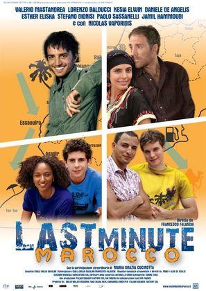 Last Minute Marocco - Italian Movie Poster (thumbnail)