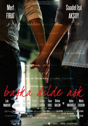 Baska dilde ask - Turkish Movie Poster (thumbnail)