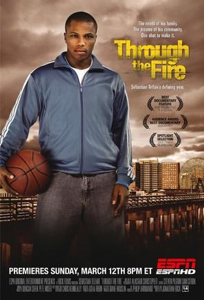 Through the Fire - Movie Poster (thumbnail)
