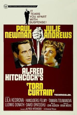 Torn Curtain - Movie Poster (thumbnail)