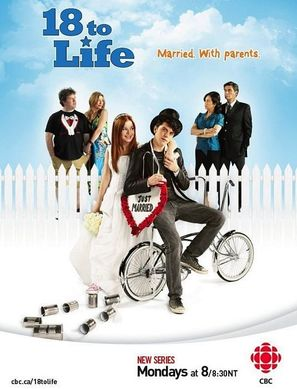 """18 to Life"" - Canadian Movie Poster (thumbnail)"