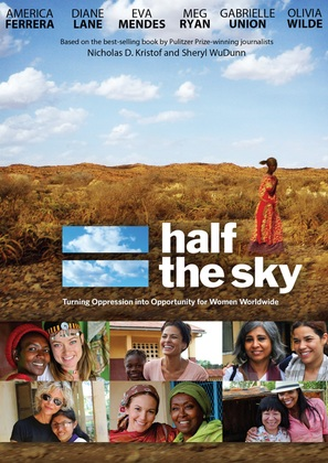 Half the Sky - DVD cover (thumbnail)