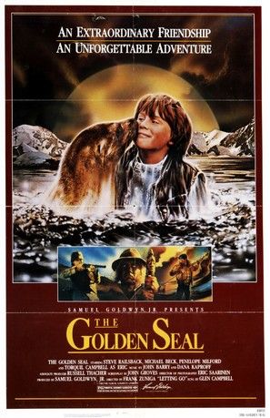 The Golden Seal - Movie Poster (thumbnail)