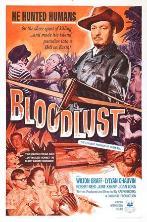 Bloodlust! - Movie Poster (thumbnail)