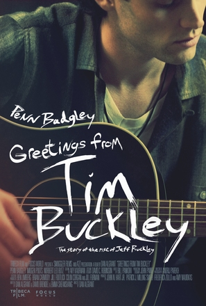 Greetings from Tim Buckley - Movie Poster (thumbnail)