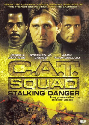 C.A.T. Squad - Movie Cover (thumbnail)