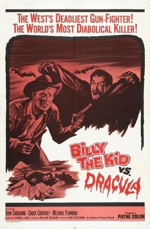 Billy the Kid versus Dracula - Movie Poster (thumbnail)