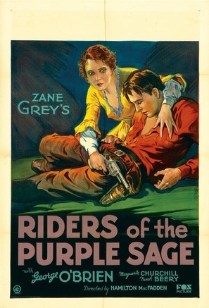 Riders of the Purple Sage - Movie Poster (thumbnail)