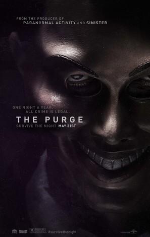 The Purge - Movie Poster (thumbnail)