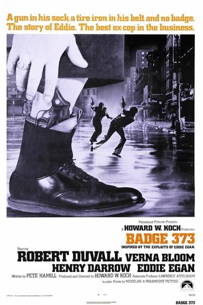 Badge 373 - Movie Poster (thumbnail)