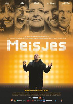 Meisjes - Belgian Movie Poster (thumbnail)