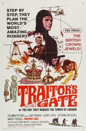 Das Verrätertor - Movie Poster (thumbnail)