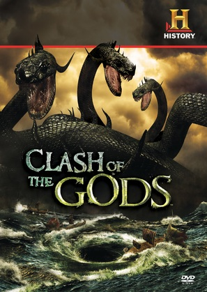 """""""Clash of the Gods"""" - DVD movie cover (thumbnail)"""