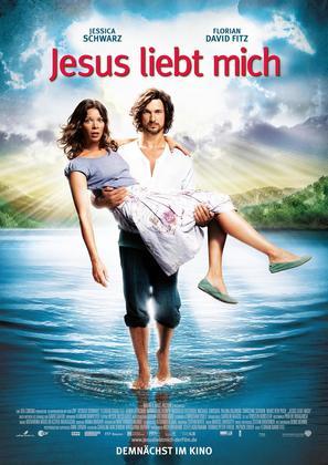 Jesus liebt mich - German Movie Poster (thumbnail)