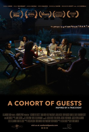 A Cohort of Guests - Movie Poster (thumbnail)