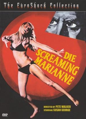 Die Screaming, Marianne - DVD movie cover (thumbnail)