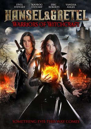 Hansel & Gretel: Warriors of Witchcraft - DVD cover (thumbnail)