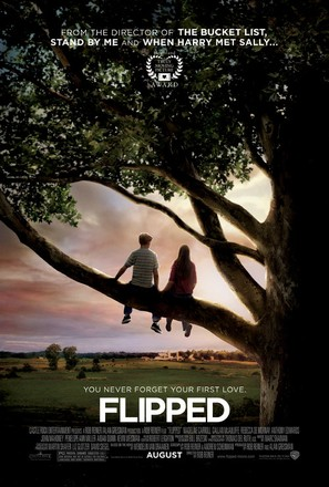 Flipped - Movie Poster (thumbnail)