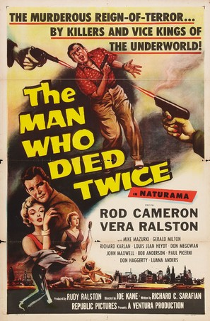 The Man Who Died Twice - Movie Poster (thumbnail)