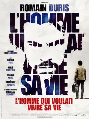 L'homme qui voulait vivre sa vie - French Movie Poster (thumbnail)