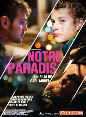 Notre paradis - French Movie Poster (thumbnail)