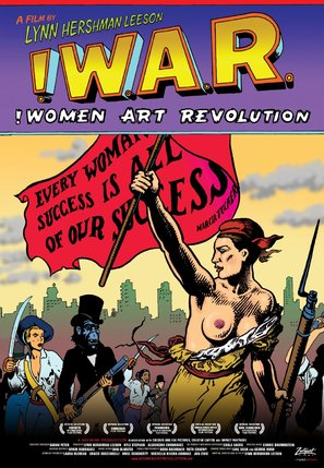 !Women Art Revolution - Movie Poster (thumbnail)