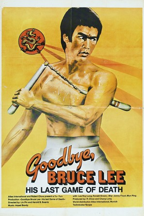 Goodbye Bruce Lee - Movie Poster (thumbnail)