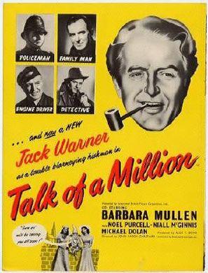 Talk of a Million - Movie Poster (thumbnail)