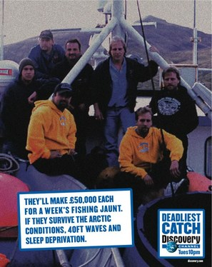 """Deadliest Catch"" - British Movie Poster (thumbnail)"