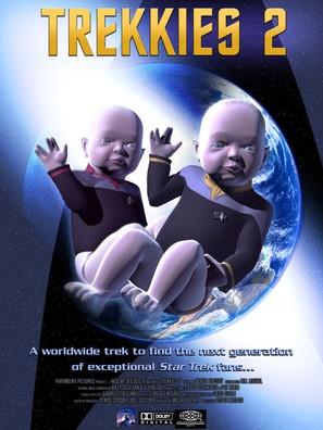 Trekkies 2 - Movie Poster (thumbnail)