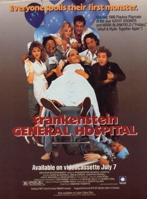 Frankenstein General Hospital - Movie Poster (thumbnail)