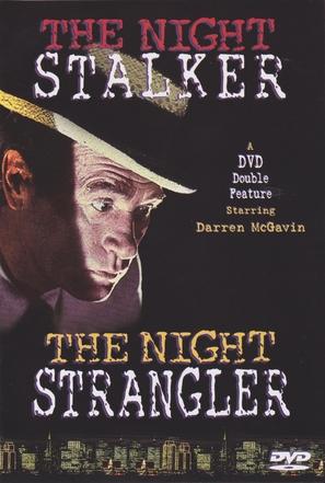 The Night Strangler - DVD movie cover (thumbnail)