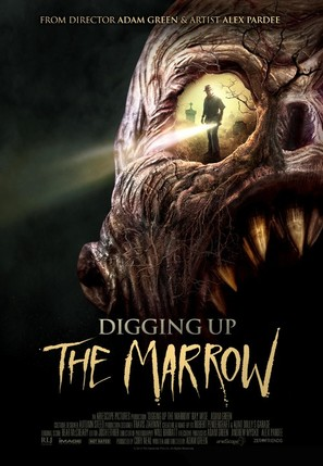 Digging Up the Marrow - Movie Poster (thumbnail)
