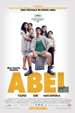 Abel - Mexican Movie Poster (thumbnail)