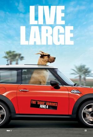 Marmaduke - Movie Poster (thumbnail)