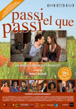 Passi El Que Passi - Andorran Movie Poster (thumbnail)