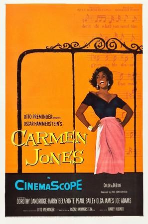 Carmen Jones - Movie Poster (thumbnail)