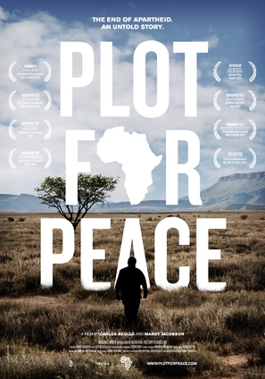 Plot for Peace - South African Movie Poster (thumbnail)