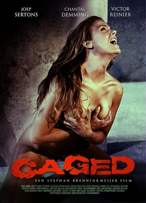 Caged - Dutch Movie Poster (thumbnail)